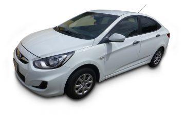 Aanvragen Hyundai Accent